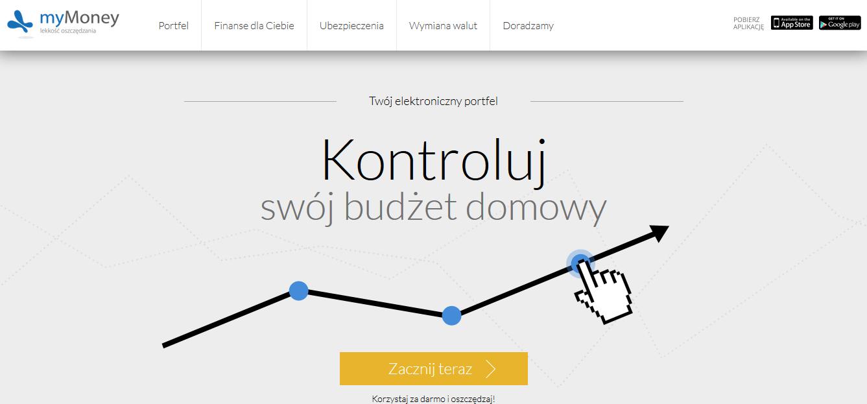MyMoney.pl – świetna aplikacja do budżetu domowego