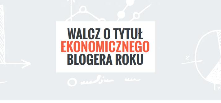 Rusza konkurs na ekonomiczny blog roku wg Money.pl!