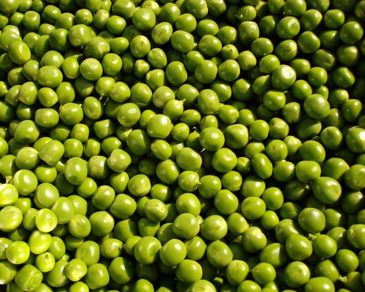 przepisy na tanie zupy - krem z zielonego groszku